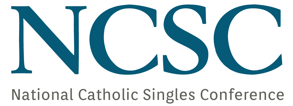 Logo National Conference for Single Catholics